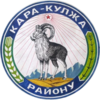 Coat of arms of Кара-Кулжа