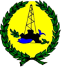 Coat of arms of North Sinai Governorate.png