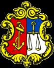 Coat of arms of the Norwegian Veritas.png