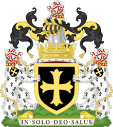 Arms of the Earl of Harewood
