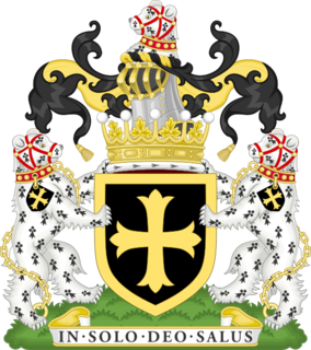 Earl of Harewood title in the Peerage of the United Kingdom