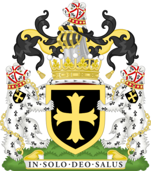Earl of Harewood - Arms of the Earl of Harewood