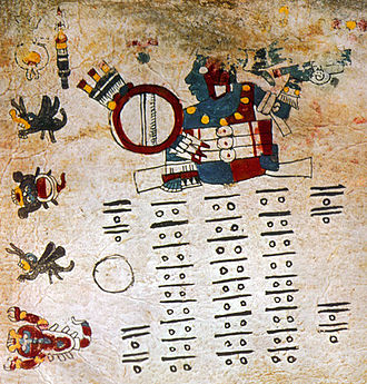 Codex Cospi - A page from the codex