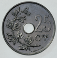 Coin BE 25c Albert I rev NL 43.png