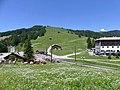 Col de Voza sous le Mont-Blanc en été (juin 2019).JPG