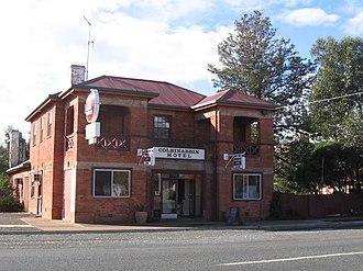 Colbinabbin - Colbinabbin Hotel