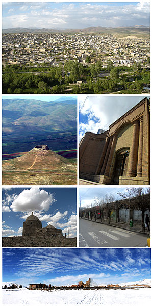 Takab - Image: Collage of Takab