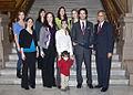 Collections class with Senator Merritt.jpg