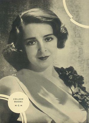 Publicity photo of Colleen Moore for Argentine...