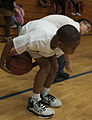 College Teams hold youth basketball clinic at JB Charleston Hoops from Home 121108-F-AV409-043.jpg