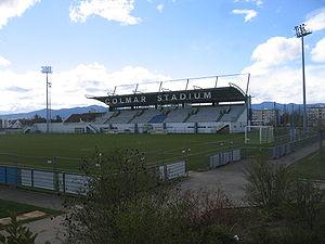 Colmar Stadium - Image: Colmarstadium