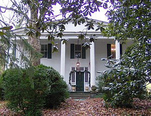 National Register of Historic Places listings in Roane County, Tennessee - Image: Colonial hall oliver springs tn 1