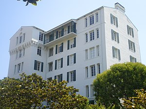 Colonial House (West Hollywood, California) - Colonial House in 2008
