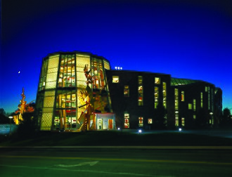Nestor Bottino - Image: Columbia Public Library Exterior