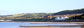 Colwyn Bay in the Afternoon Panorama.jpg