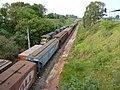 Comboios em cruzamento no pátio da Estação Ferroviária de Itu - Variante Boa Vista-Guaianã km 201 - panoramio (1).jpg