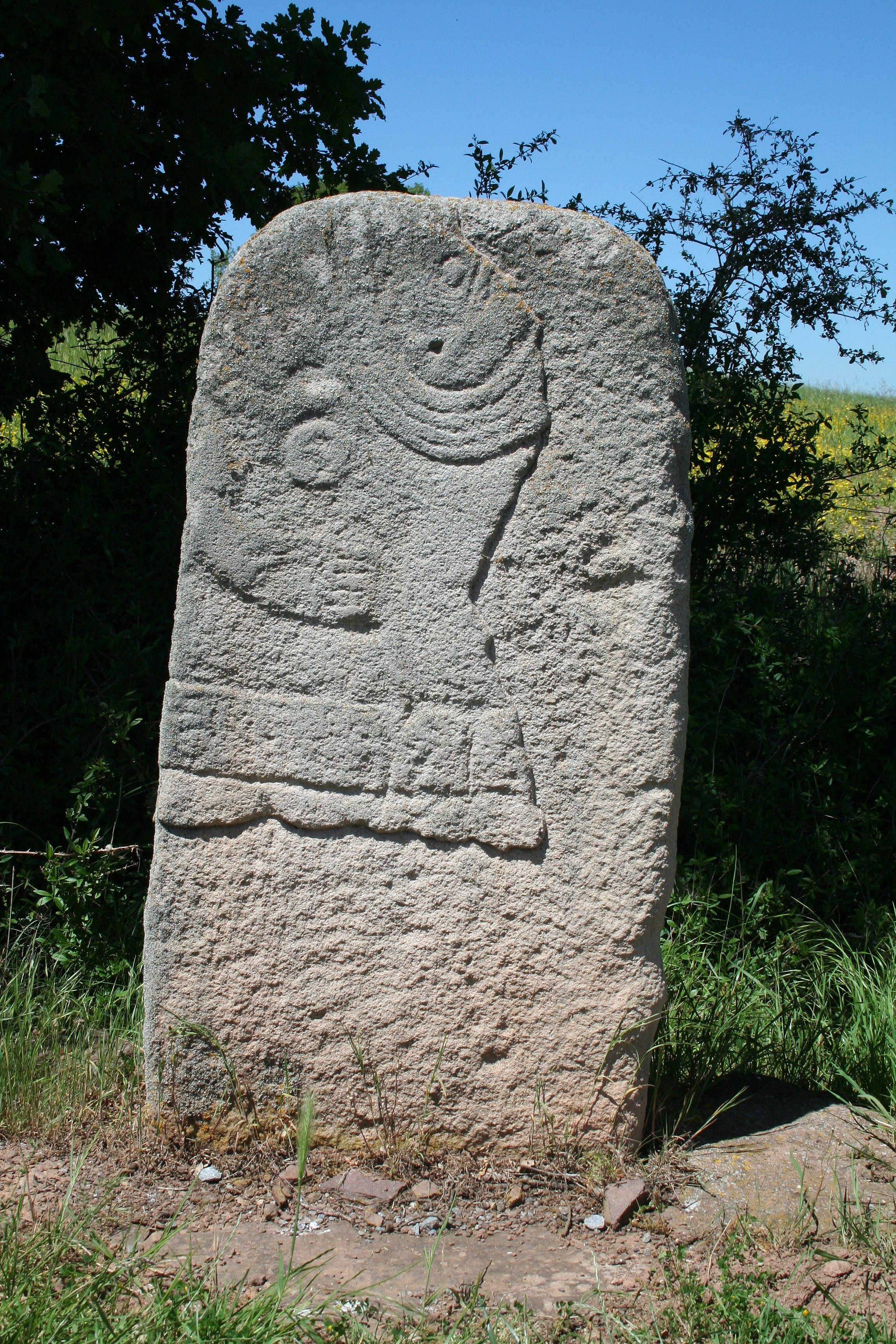 Fichier:Combret statue-menhir de Serres.JPG — Wikipédia