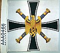 Command flag, Admiral of the Fleet, Nazi Germany (1943-1945) RMG RP 16 31.jpg