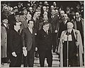 Commemoration of the first anniversary of the Warsaw Ghetto Uprising, New York City, 1944 (8662340207).jpg