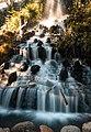 Company garden Mussoorie waterfall.jpg