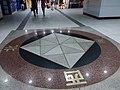 Compass paving in Taipei Station B1 20190810.jpg