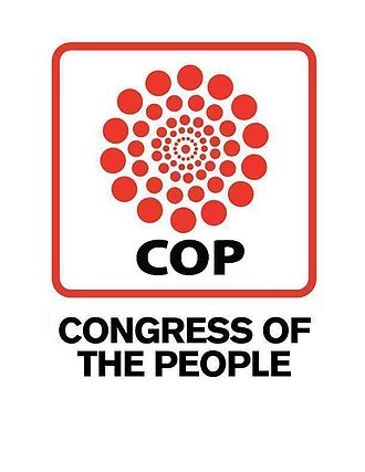 Congress of the People (Trinidad and Tobago) - Image: Congress of the people