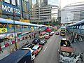 Convention Avenue near Wan Chai Pier towards West.JPG