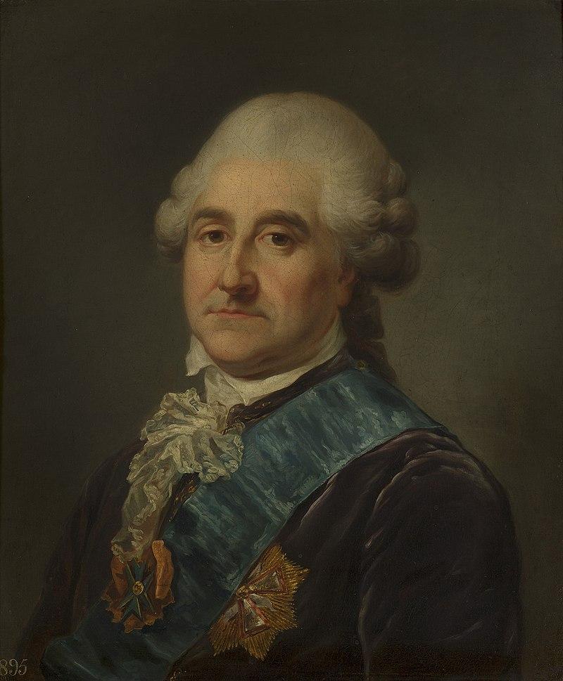 Копия с Иоганна Баптиста Лампи Старшего (1751-1830) - Станислава, короля Польши (1732-1798) - RCIN 406081 - Royal Collection.jpg