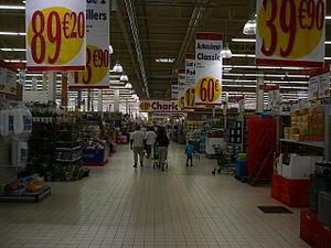 Cora hypermarket wikipedia - Massy centre commercial ...