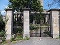 Corby Glen St John's - listed gates.jpg