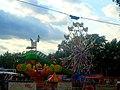 Cornfest Midway - panoramio.jpg