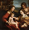 Correggio - The Mystic Marriage of St Catherine - WGA05351.jpg