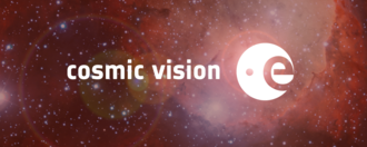 Cosmic Vision - Banner for the Cosmic Vision programme