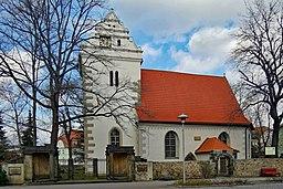 Coswig Alte Kirche alt