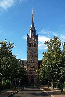Coswig Peter Pauls Kirche