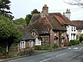 Cottages, Bramber, West Sussex - geograph.org.uk - 1030040.jpg