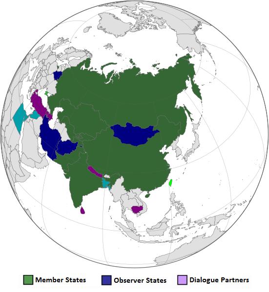 Countries-SCO