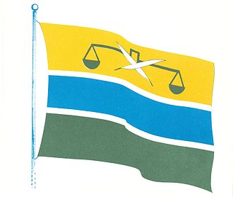 Livingston County, New York - Livingston County Flag