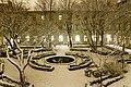 Cour aux Ernests sous la neige.jpg