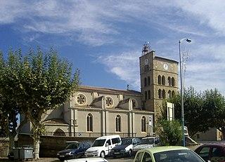 Coursan Commune in Occitanie, France