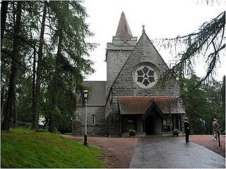 Crathie Kirk Church