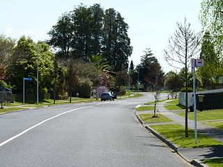 Crawshaw, New Zealand Suburb in New Zealand