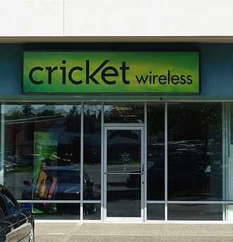 Cricket Wireless - Typical Cricket retail store in Hillsboro, Oregon