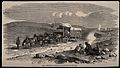 Crimean War, Russia; ambulances waiting for the wounded near Wellcome V0015368.jpg