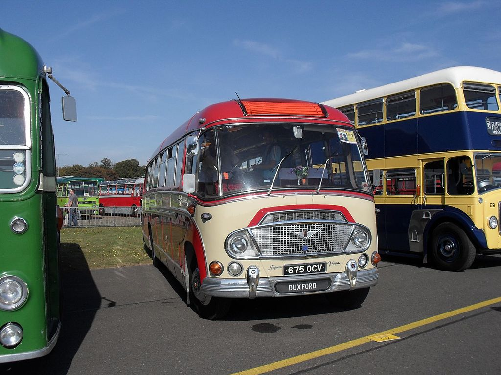 Coach Tours From Braintree Essex