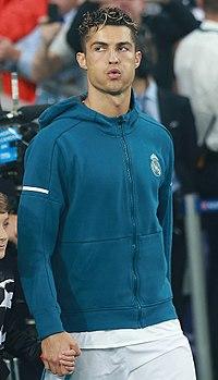 3340d34b5 كريستيانو رونالدو في نهائي دوري أبطال أوروبا 2018.