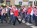 Croatian supporters before Croatia - Italy match, Poznań, June 14, Euro 2012 3.JPG