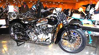 Crocker Motorcycles - This 1941 Crocker sold for $230,000 at auction in 2007.