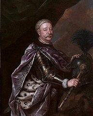Portrait of Grzegorz Antoni Ogiński.