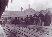 Central Croydon railway station - Wikipedia